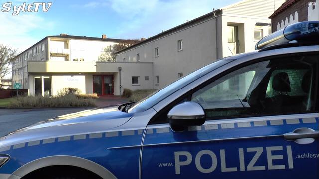 Einbruchsversuch in Juweliergeschäft in Westerland/Sylt