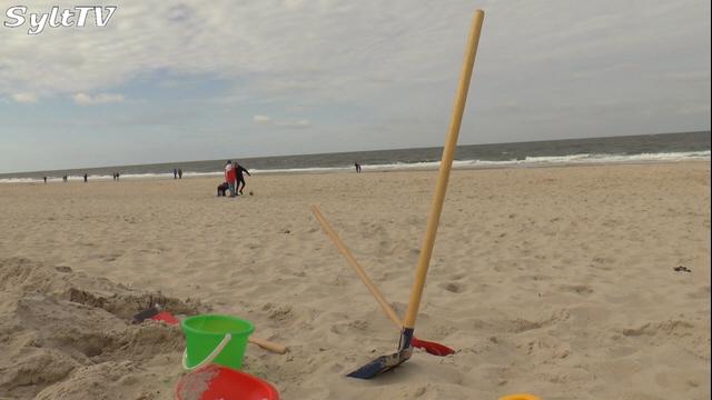 Warum ist auf Sylt das Sandburgen bauen am Strand verboten?