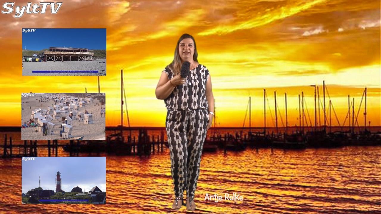 Antjes Sylt TV News vom 17. August 2020
