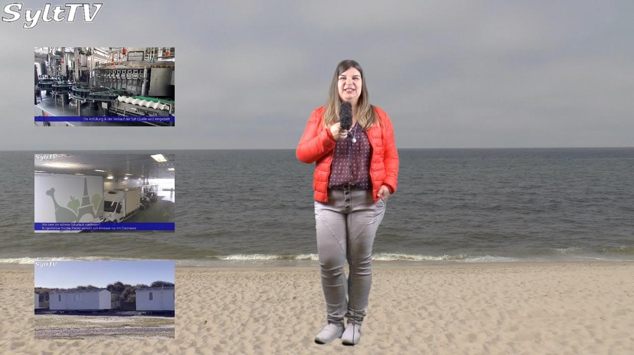Antjes Inselnachrichten vom 15. März 2021 - Sylt TV