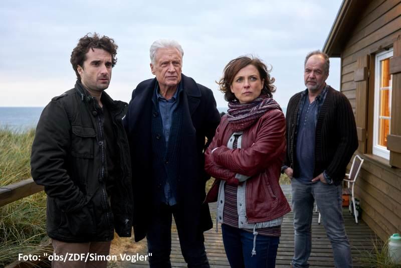 Theo Clüver, Ina Behrendsen + und Hinnerk Feldmann ermitteln wieder auf Sylt