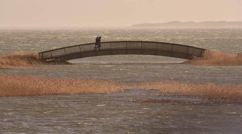 Die Lügenbrücke zwischen Keitum und Munkmarsch