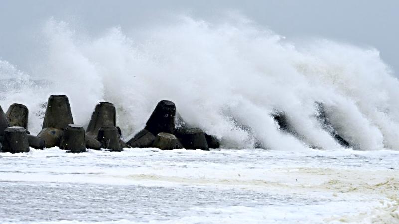 Sturmflut auf Sylt, hier gibt es aktuelle Warnungen