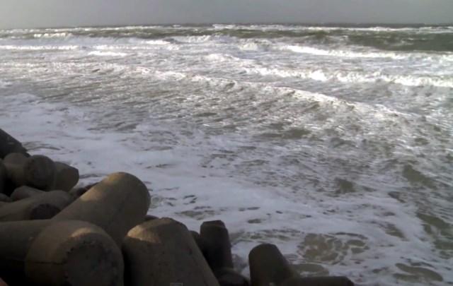Sturm und Orkan auf Sylt erwartet