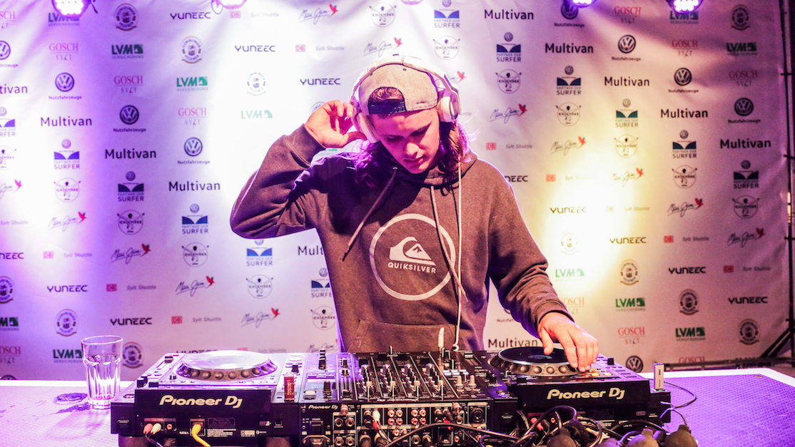DJ Kevko ist auch auf Sylt beim DJ Festival in Westerland dabei