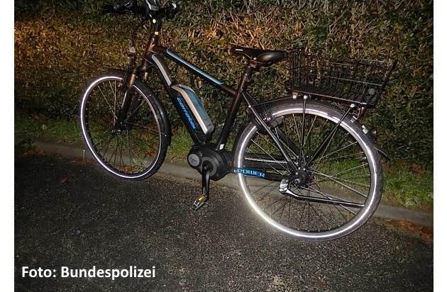 E-Bike auf Sylt gestohlen - Bundespolizei stellt Tatverdächtige