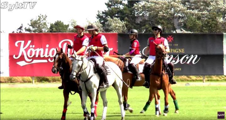 Polofreunde kommen diesen Sommer wieder in Keitum auf ihre Kosten