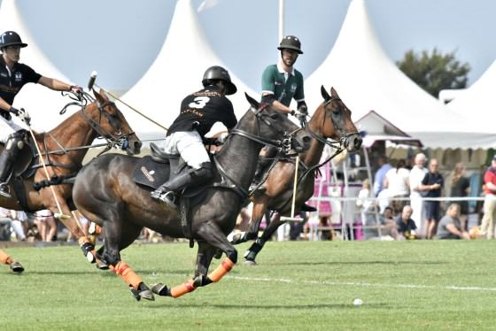 Polo in Keitum auf Sylt 2015
