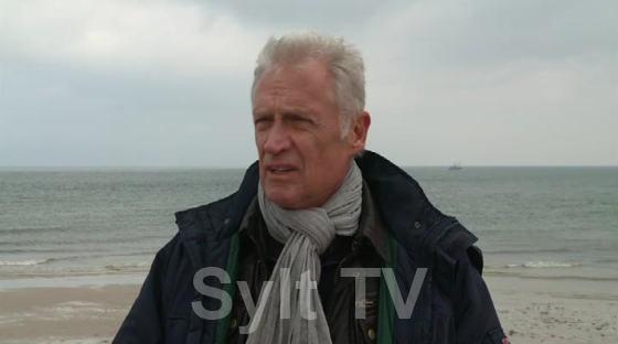 Robert Atzorn nimmt Abschied von Sylt als Hauptkommissar Theo Clüver