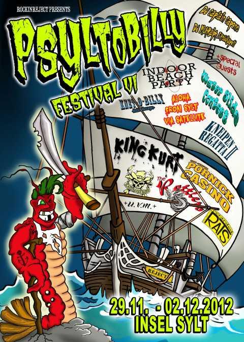 Psyltobilly Festival 2012