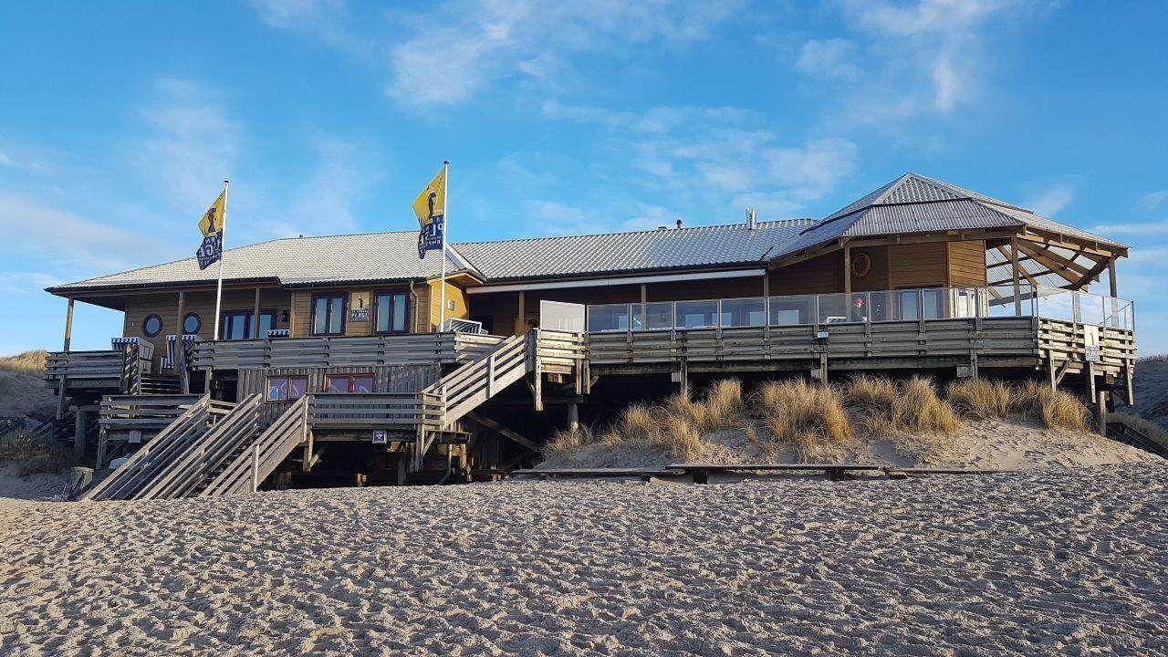 Beim Kampener Strandrestaurant