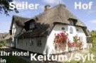 Logo-Hotel Seilerhof Keitum