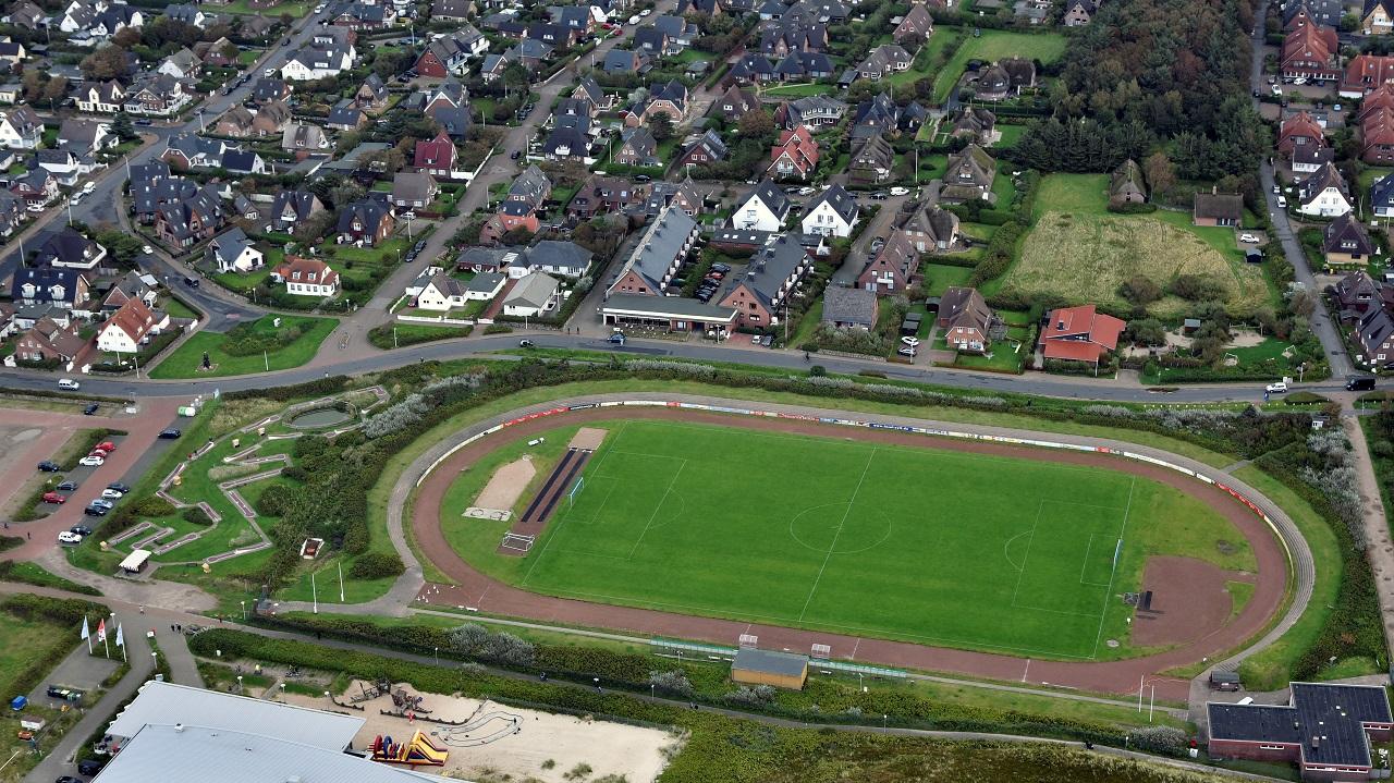 TSV Westerland startet Sportprogramm im Freien