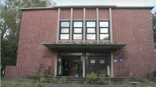 Englisches Kino auf dem Fliegerhorst in Westerland auf Sylt
