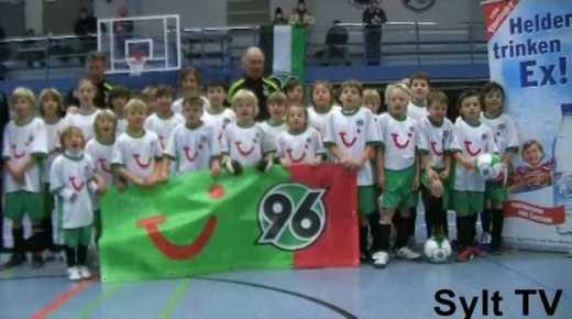 Hannover 96 Fußballschule + Sylt TV Gewinnspiel