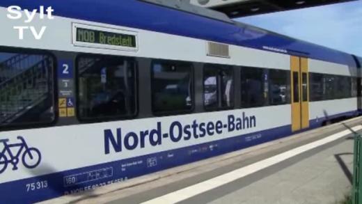Die NOB fährt Sylt - Hamburg - Sylt