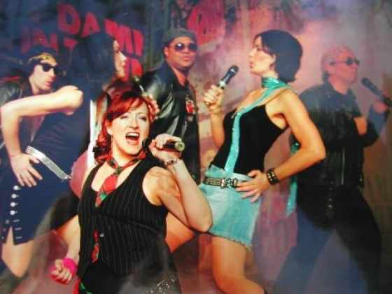 Musical Show Westerland