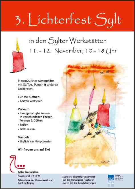 3 Sylter Lichterfest
