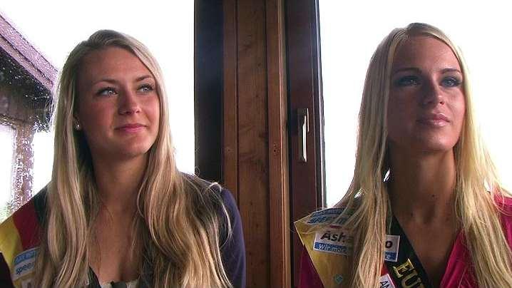 Miss Sylt und Miss Germany