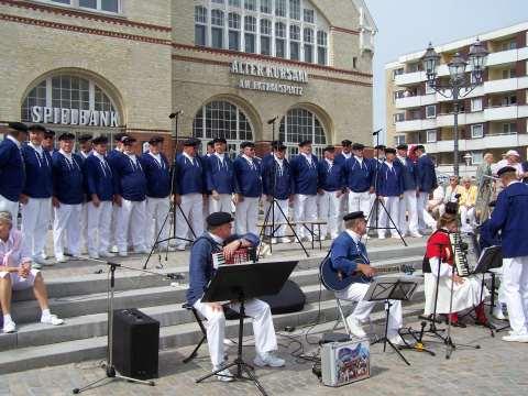 Shanty Chor Festival Sylt 2013