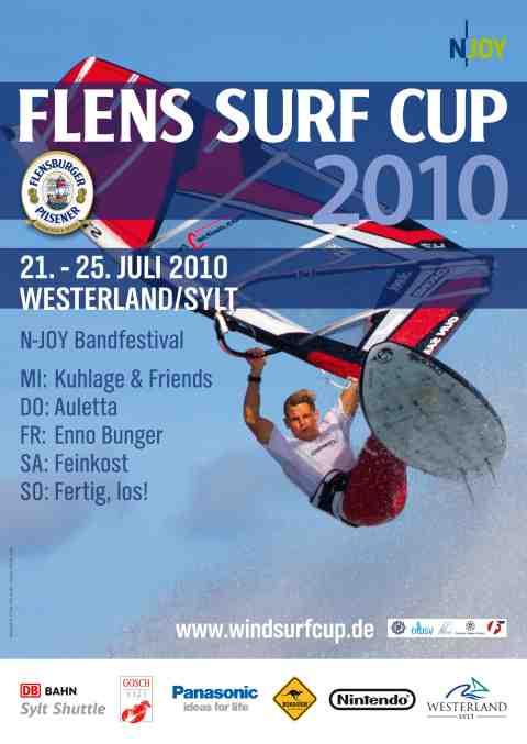 Wird es auf Sylt bald keine Deutschen Windsurfing Meisterschaften mehr geben?