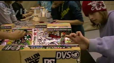 Fingerboard Sylt Contest