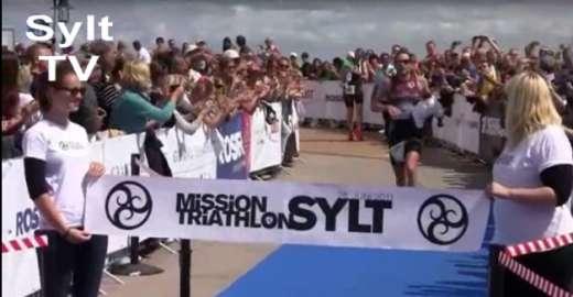 Sylt Triathlon 2012