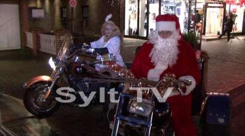 Weihnachtsmaerkte Sylt 2010 in Kampen, Morsum und Hoernum
