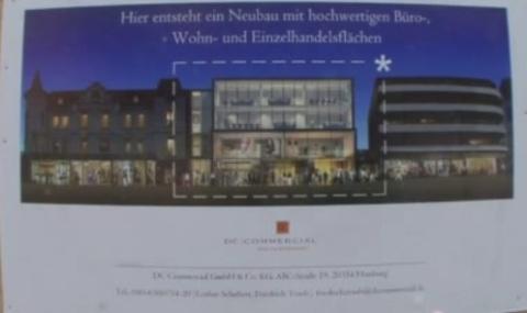 Neues Geschäftshaus für Westerland