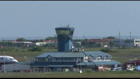 Flughafen Sylt ist auch 2011 durch Aschewolke beeinträchtigt