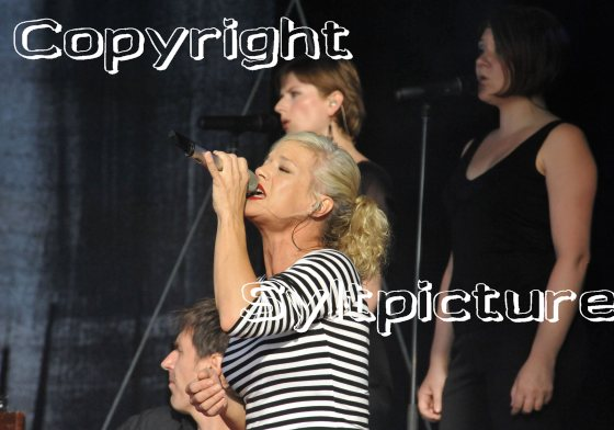 Ex-Sylterin Ina Müller