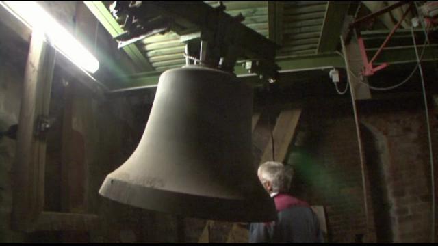 Keitum Sylt : St. Severins Glocken wurden abgebaut