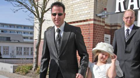 Hochzeit Claudia und Michael Wendler