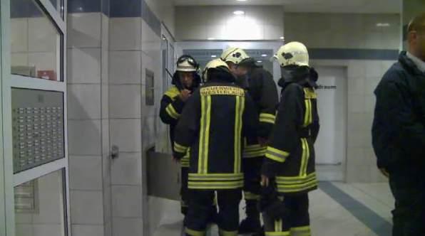 Feuer 2011 Kurzentrum