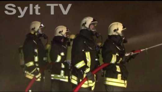 Hat Sylt einen neuen Feuerteufel ? 3 verdächtige Brände