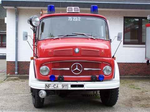 Feuerwehrauto Sylt