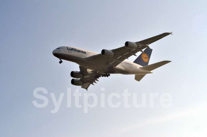 Sylt Airbus A380