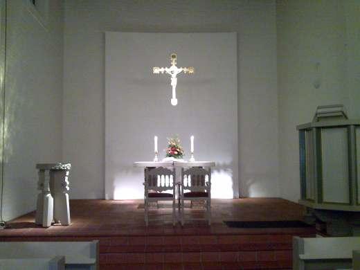 St Juergen Kirche List auf Sylt