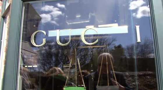 Dreister Diebstahl bei Gucci in Kampen auf Sylt