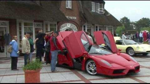 Ferraris in Kampen
