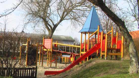 Kinderspielplatz Keitum Sylt