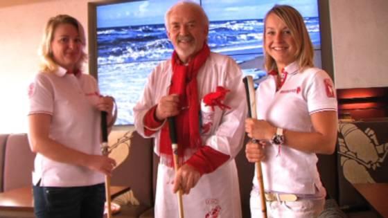 Beach Polo Sylt - Pressekonferenz Gosch