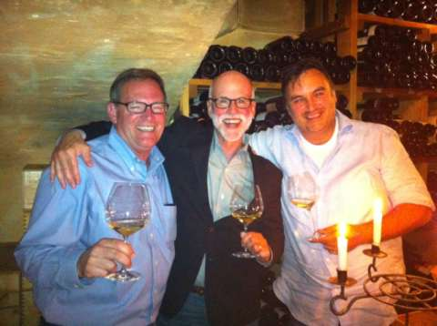 Opus One Winemaker Michael Silacci in der Sansibar Sylt zu Gast