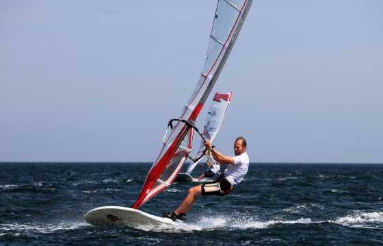 Flens Surf Cup Sylt 2010 startet mit optimalen Bedingungen