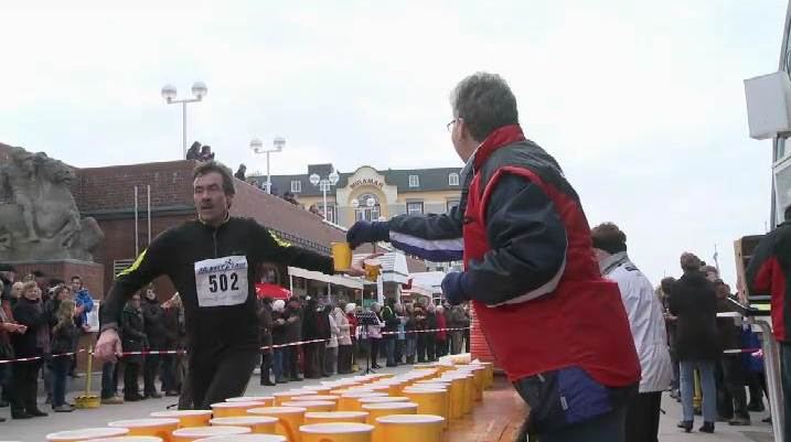 Syltlauf 2011 Helfer