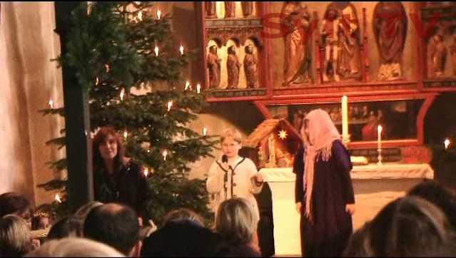 Krippenspiele zu Weihnachten auf Sylt