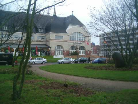Alter Kursaal Westerland Sylt