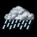 Sylt leichter Regen