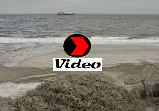 Sandvorspülungen Sylt