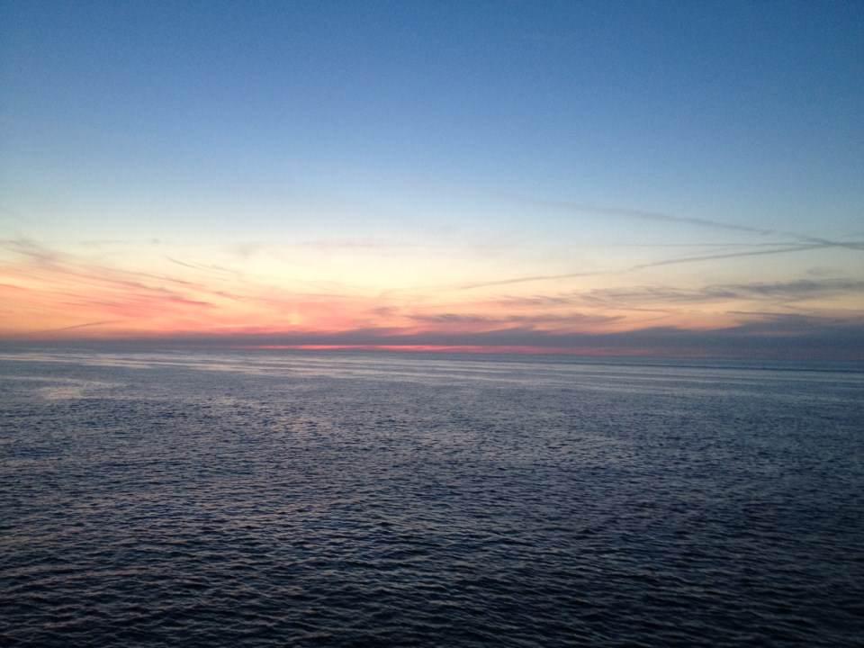 Sundown Sylt